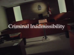 Criminal-Inadmissibility