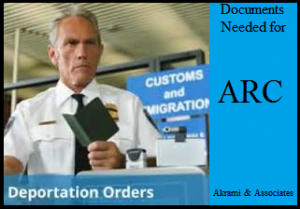 Documents-Needed-for-ARC