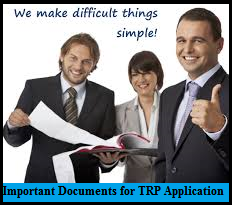 Important-Documents-for-TRP-Application