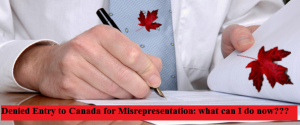 Inadmissible-to-Canada-due-to-misrepresentation